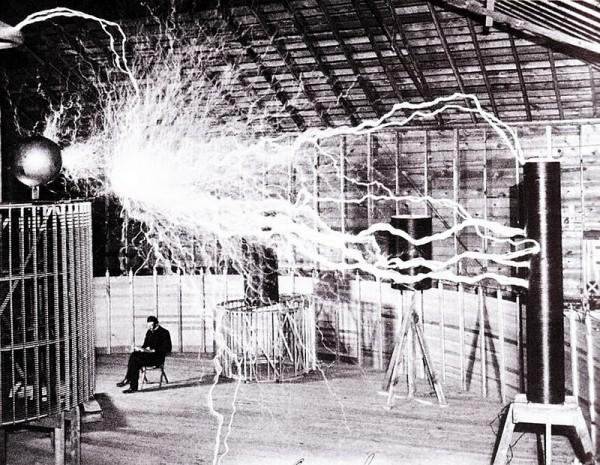 Nikola Tesla en Colorado