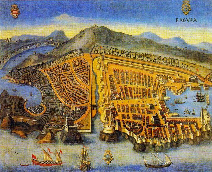 Ragusa 1667