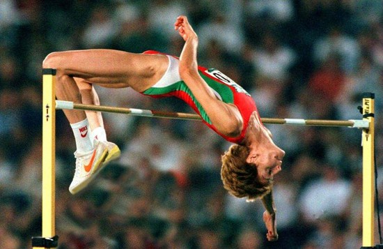 Donkova y Kostadinova: saltando a la eternidad